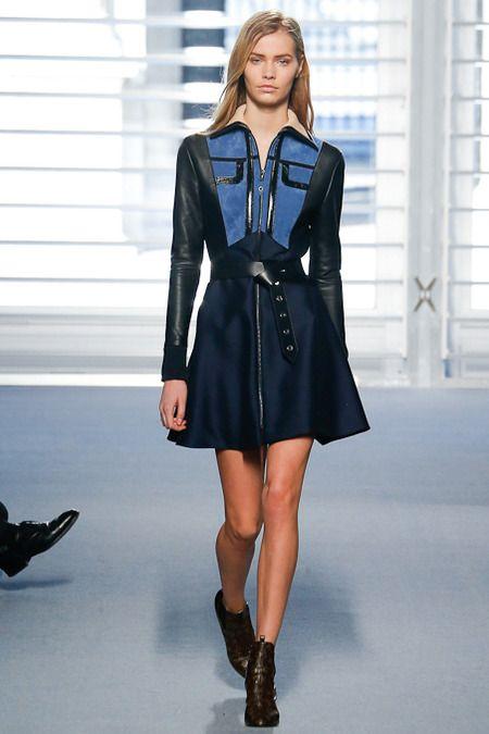 Paris Fall/Winter 2014-15 Louis Vuitton http://iconastyle.co/asi-quedan-las-cosas-luego-de-la-semana-de-la-moda-de-paris/