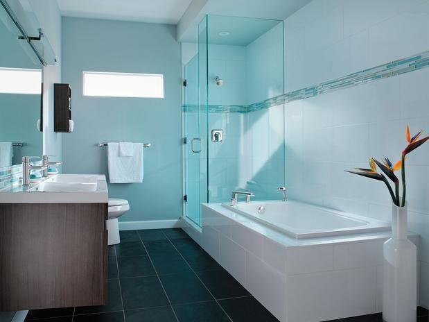 Decoración para baños pequeños, tips y tendencias de hogar - Terra México