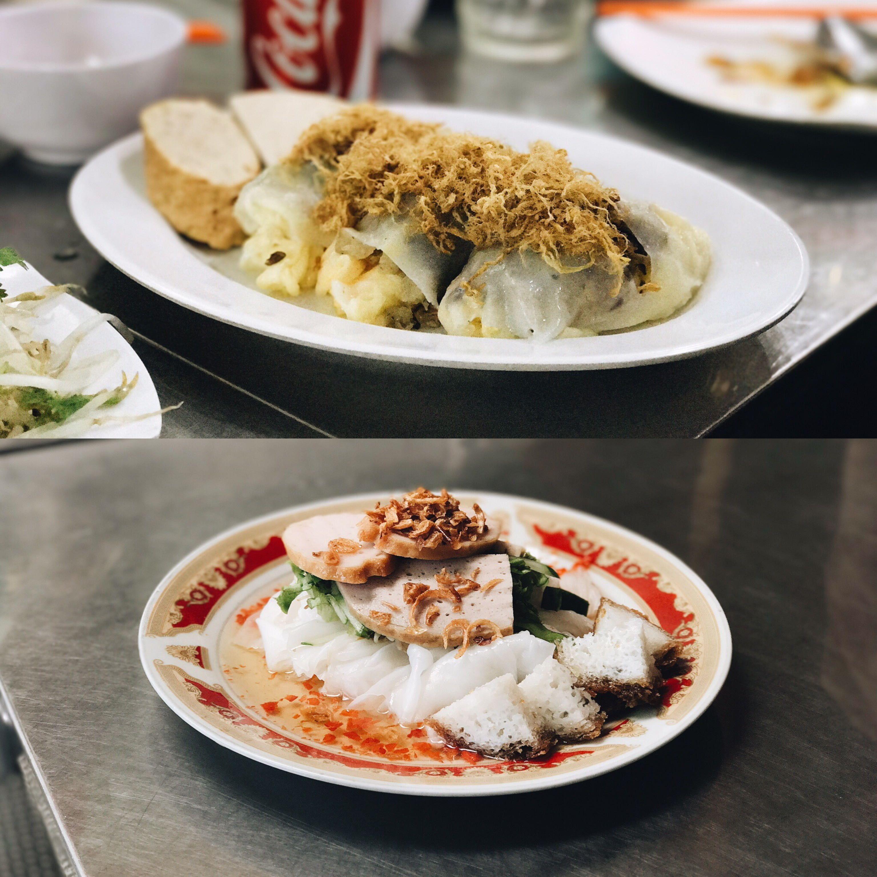 [I Ate] Banh Cuon & Banh Uot ($1 Vietnamese Steamed