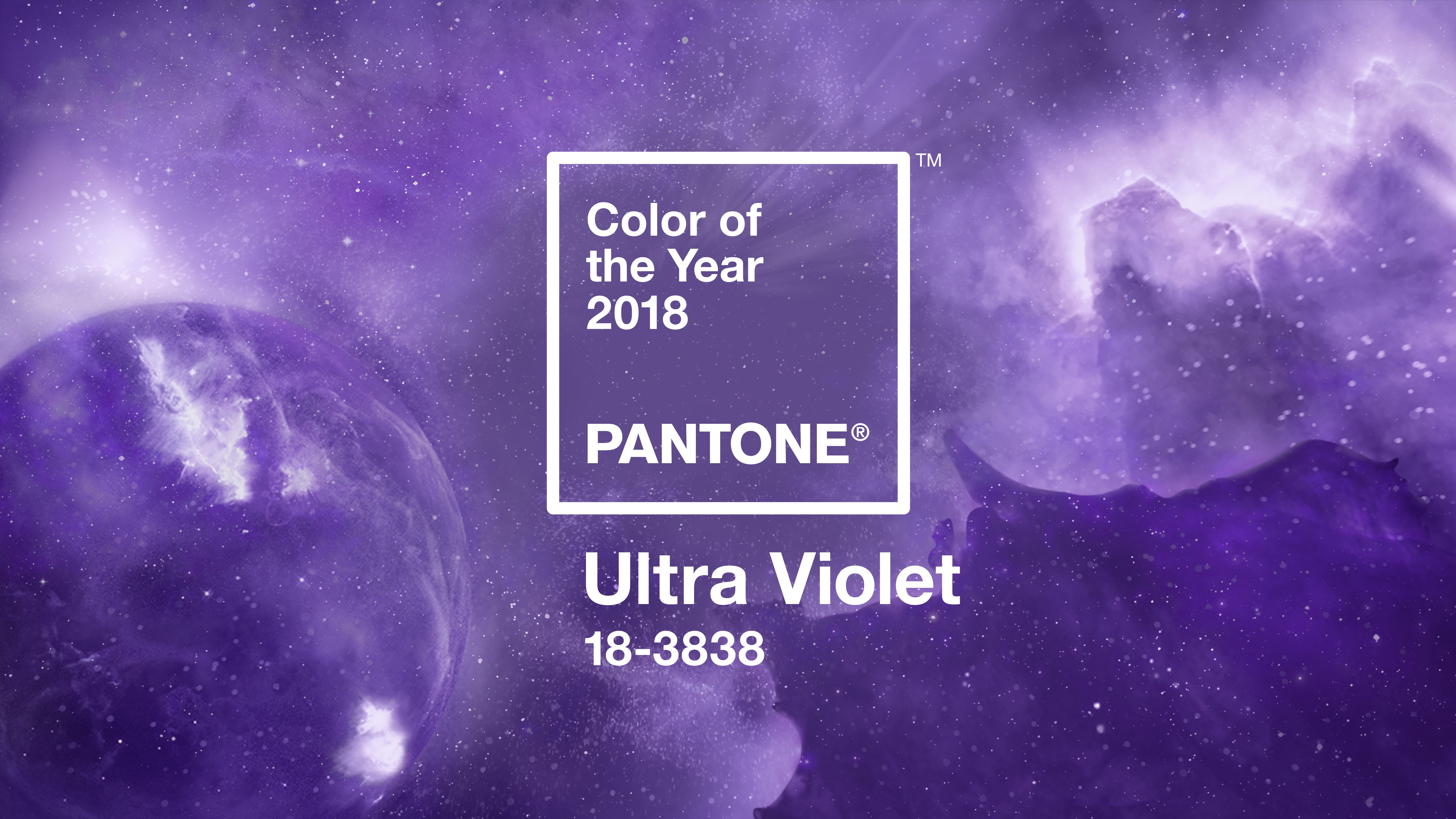 Lighting the way for the year ahead, Pantone announces PANTONE 18-3838 Ultra Violet as the Color of the Year 2018! A dramatically provocative and thoughtful purple shade, Ultra Violet communicates originality, ingenuity and visionary thinking that points us to the future.  Discover the meaning behind the newest Color of the Year.