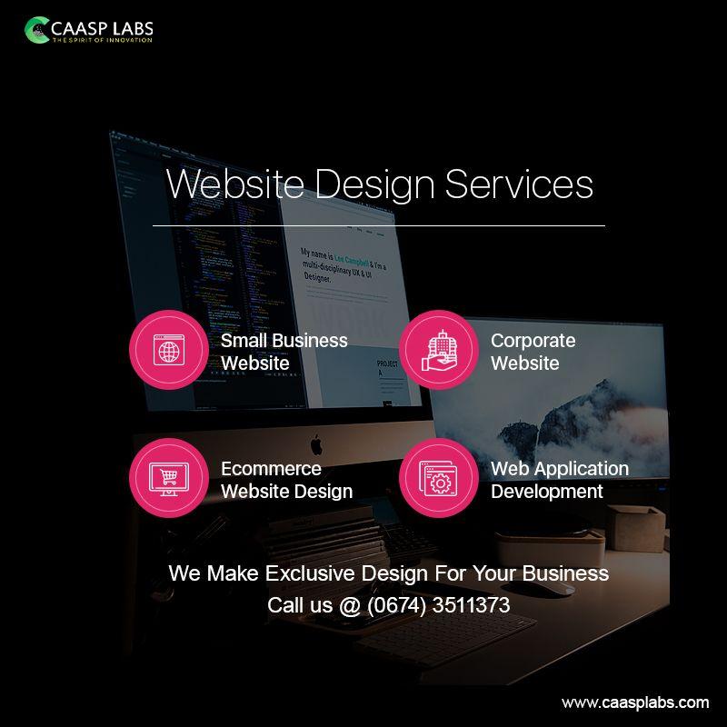 Web Design Services In 2020 Website Design Services Web Design Services Small Business Website