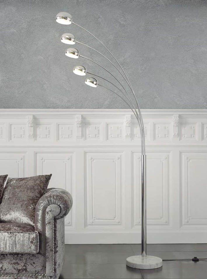 Tiffany Stehlampe LF 3009 CR. Ihr Webshop für originelle