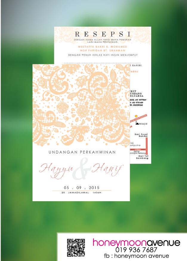 Lace Wedding Card Kad Kahwin Kad Kahwin Online Design Kad Kahwin