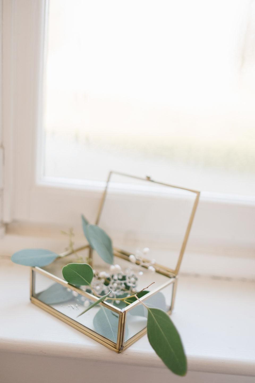 Hochzeitsdeko Moodboard Farben Grun Rosa Gold Ganz Nach Unserem