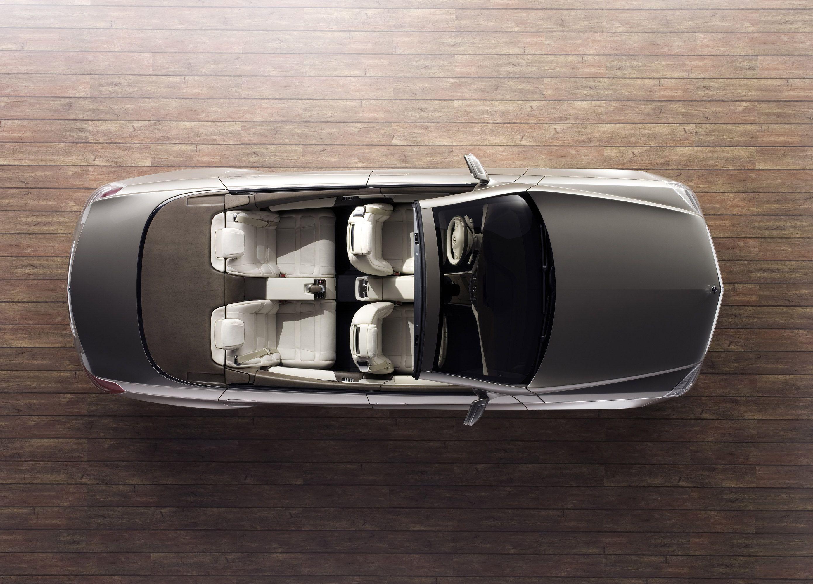 MercedesBenz Ocean Drive Concept Picture  Motor