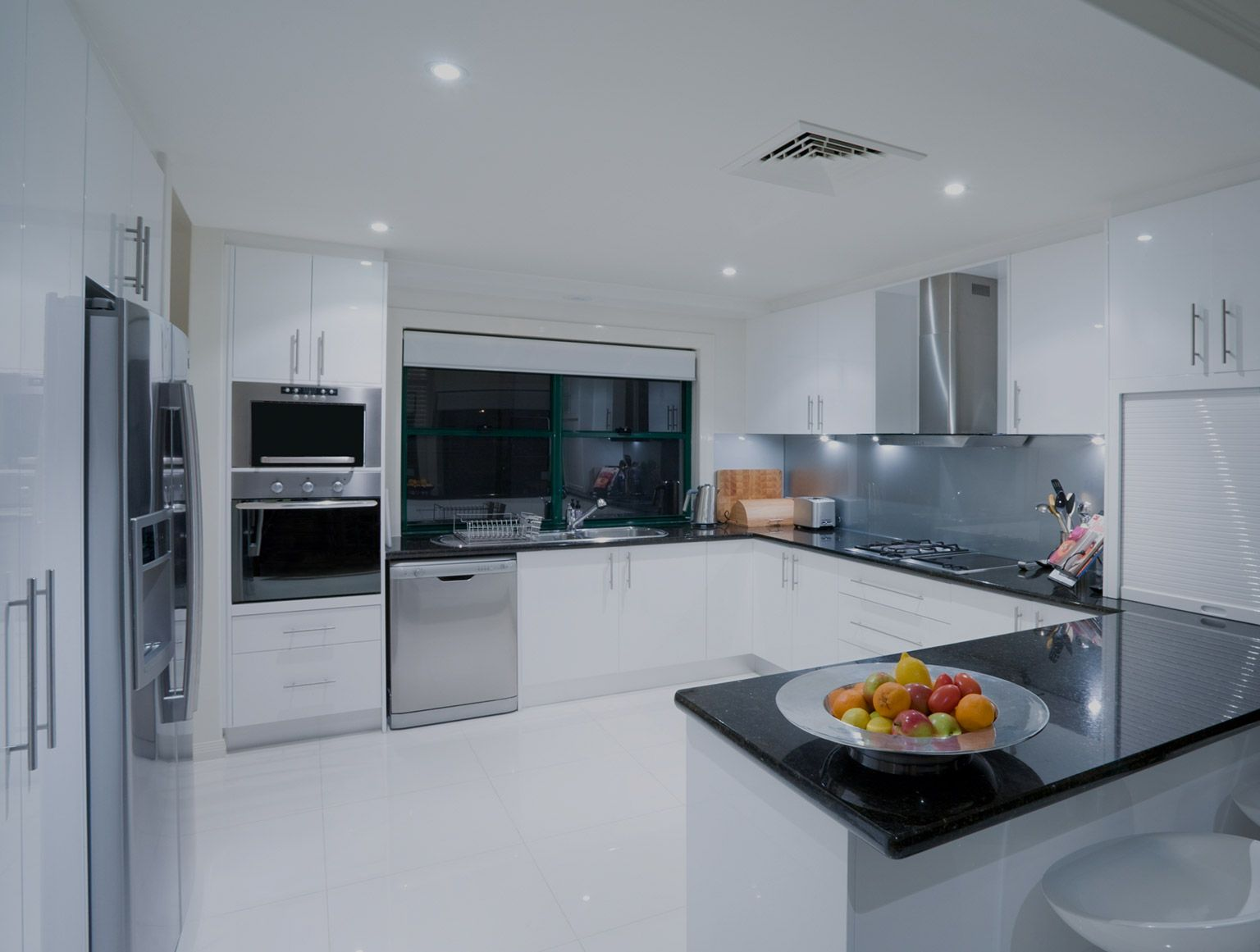 kitchen accessories design%0A My Edward Andrews Design Center style is Simply Sleek
