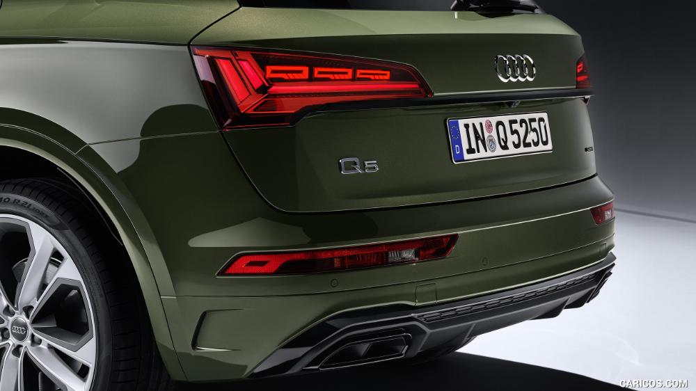 2021 Audi Q5 Color District Green Tail Light Hd Audi Q5 Audi Luxury Suv