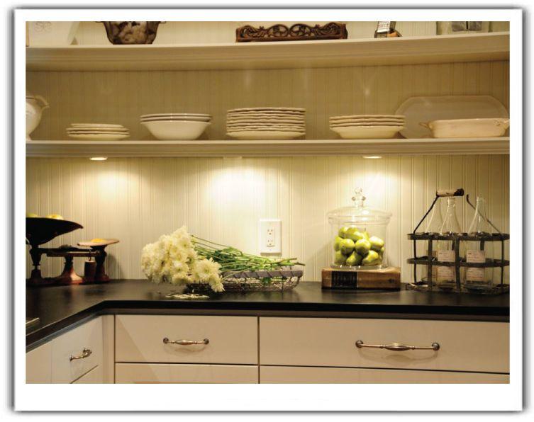 Our Kitchen Shelves