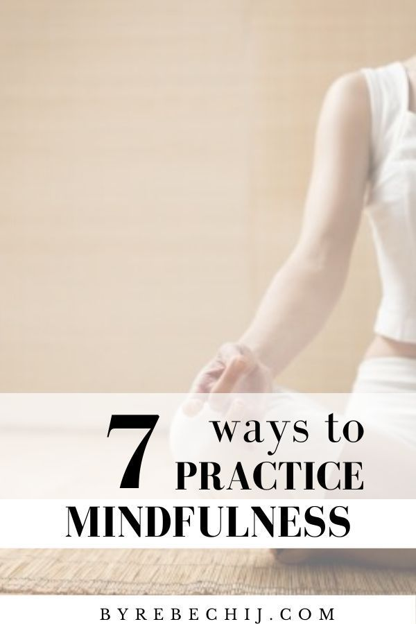 How To Practice Mindfulness Every Day – by rebechij in ...