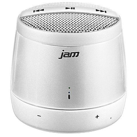 JAM Touch Wireless Speaker  Bluetooth speaker, Speaker, Wireless