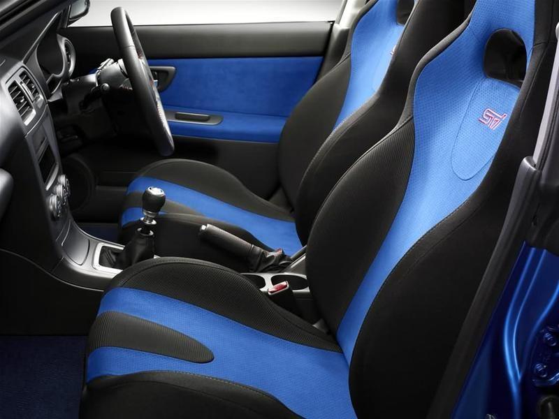 Image Detail For 2006 Subaru Impreza Wrx Sti Wrx Sti Interior