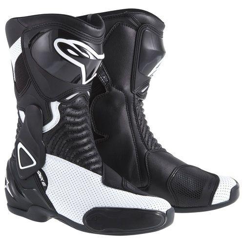 Alpinestars Stella Smx 6 V2 Vented Boots Botas Motociclista Botas Femininas Mulheres De Botas
