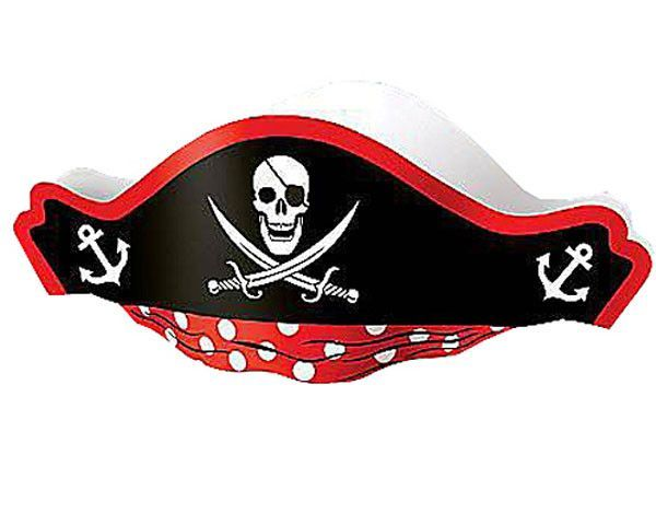 Pirate Party Hat – Mix and Bash