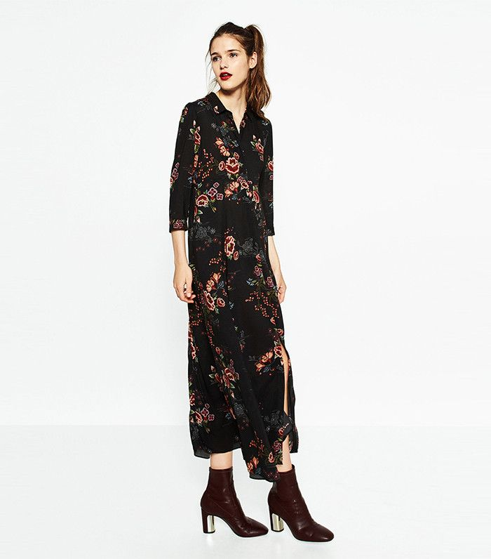 How To Build A Flawless Work Wardrobe And Change Your Life Printed Long Dresses Maxi Dress Maxi Skirt Dress