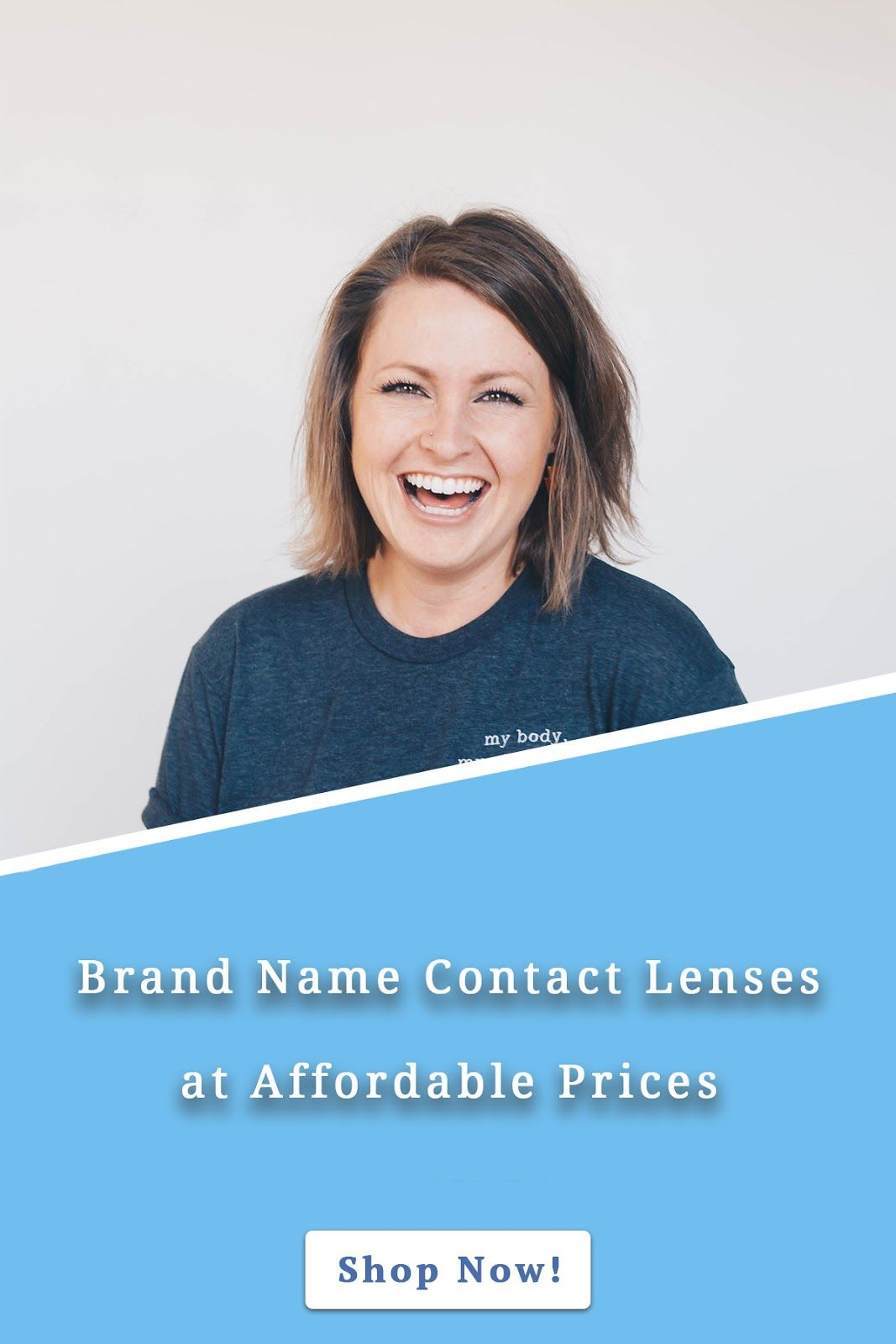 Brand name contact lenses up to 70 off at