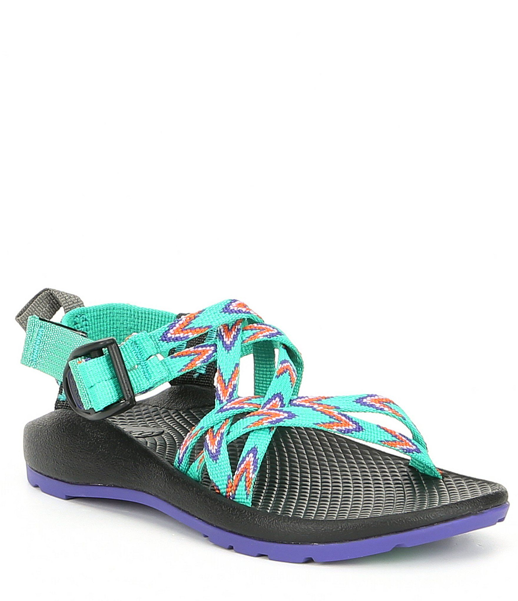 Chaco Girls' ZX/1 EcoTread Sandal
