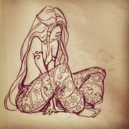 Drawing Of Girls Sketches Concept Art 29 Best Ideas #drawing