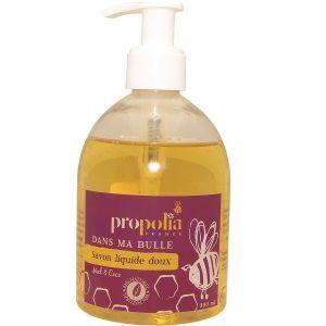 Savourez le délice d'une #peau soyeuse avec le #savon mains doux 100% #naturel de Propolia.