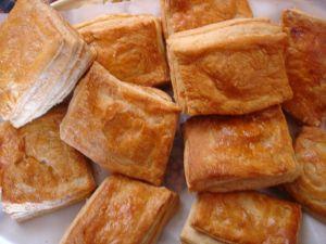 Pâté! (Haitian patties yum!)