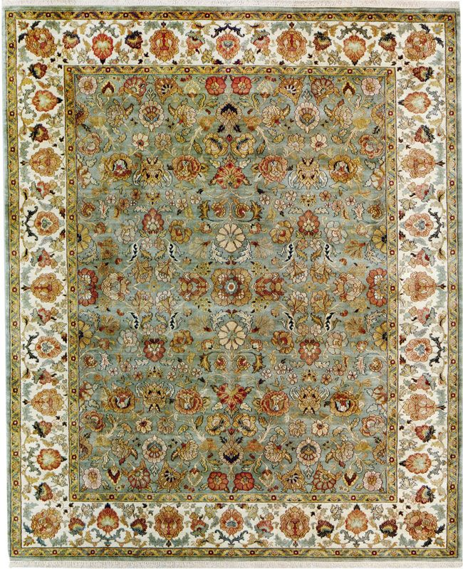 Golden Age Intimacy Samad Hand Made Carpets