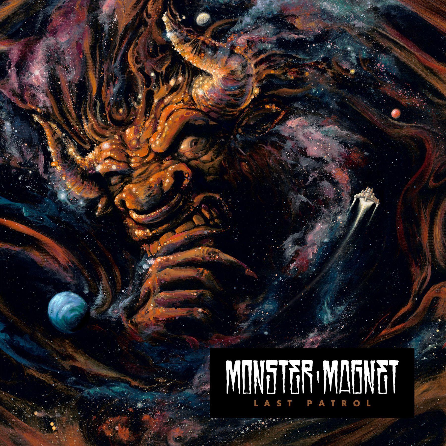 Billedresultat for monster magnet covers