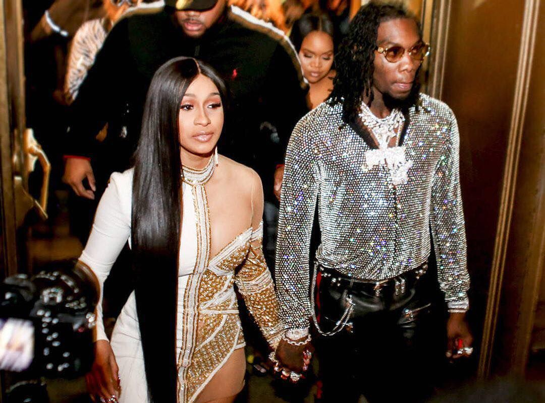 Surprise cardi b and offset have been married since september