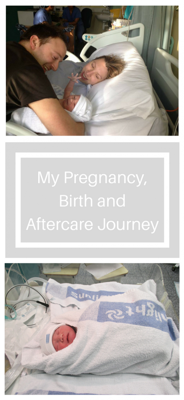 My story of the pregnancy and birth of my first son which resulted in an emergency c-section... on Christmas Day! And how I found the aftercare. #birthstory #emergencycsection #labour #pregnancy