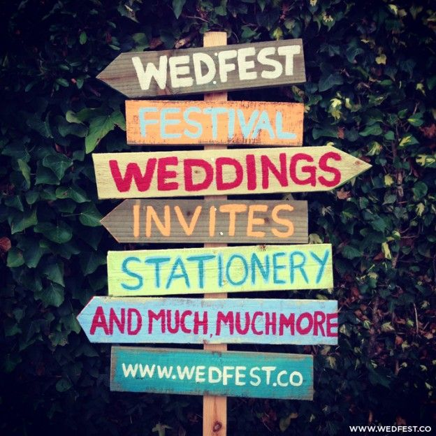 Festival Weddings Vintage Wood Wedding Sign Festival Wedding Wood Wedding Signs Wooden Wedding Signs