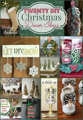 Do it yourself diy ideas diy ideas christmas decor and winter ideas do it yourself diy ideas solutioingenieria Images
