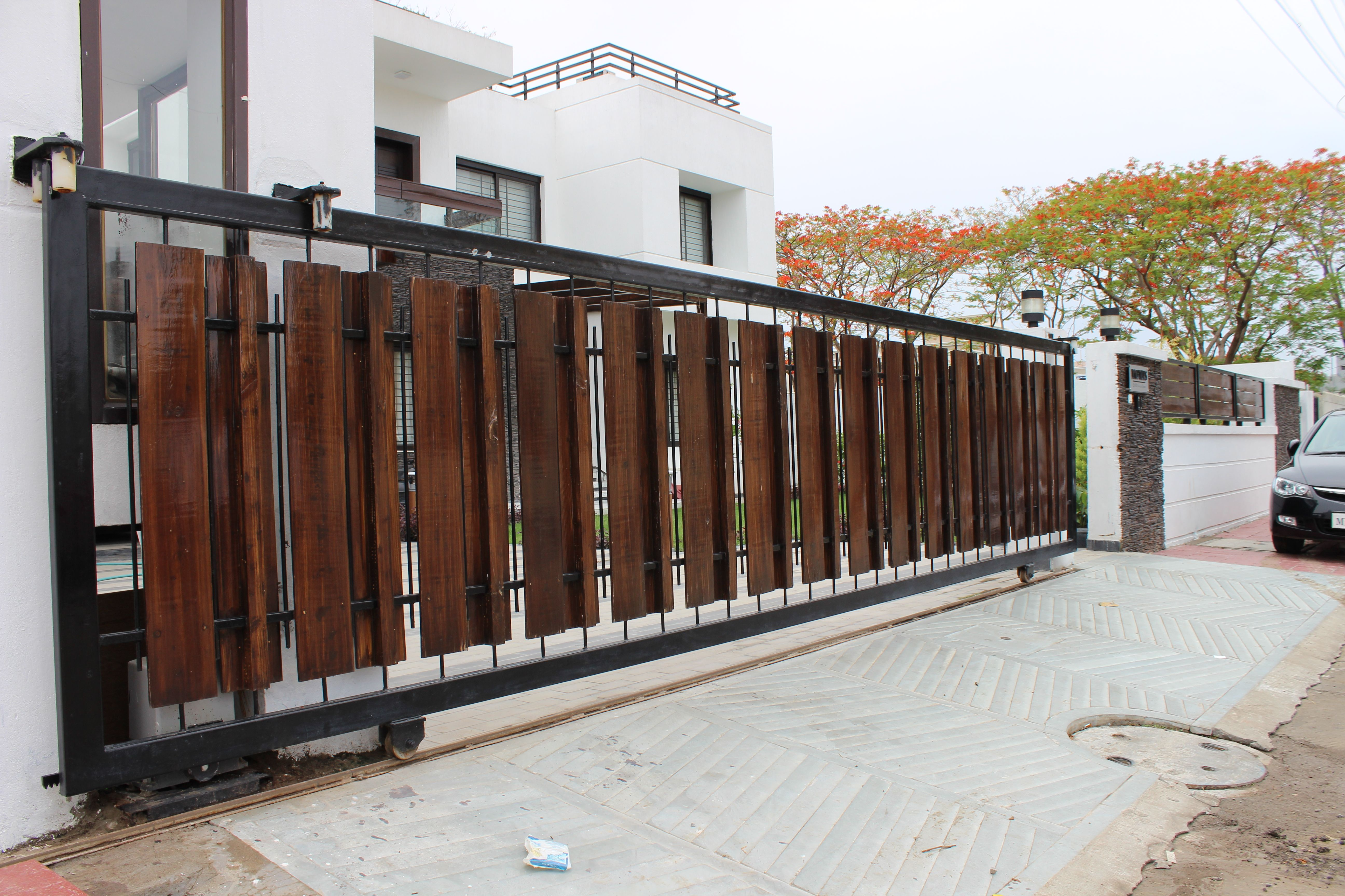 Gate Designs Sliding Gates Designs - Stainless steel sliding gate designs navodaya steels