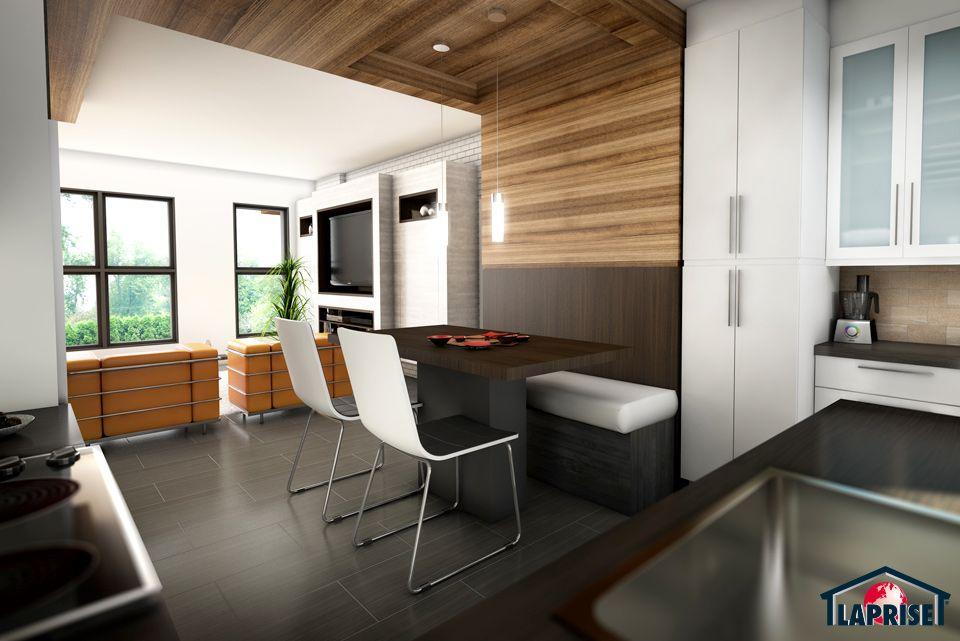 Zen Homes laprise kit homes. designer, zen & contemporary | lap0504 | maison