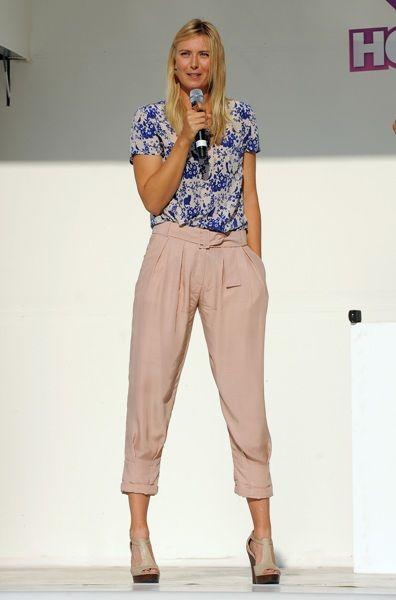 Maria Sharapova shares Vanity Fair Oscar Party outfit with