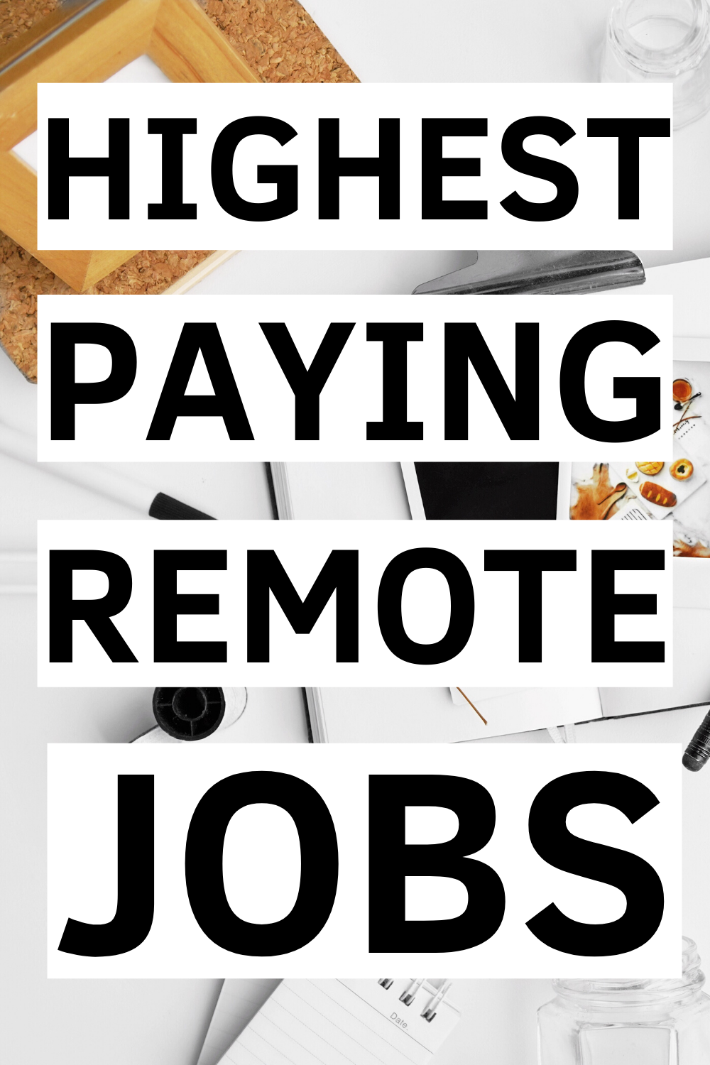 Pin on Remote Jobs