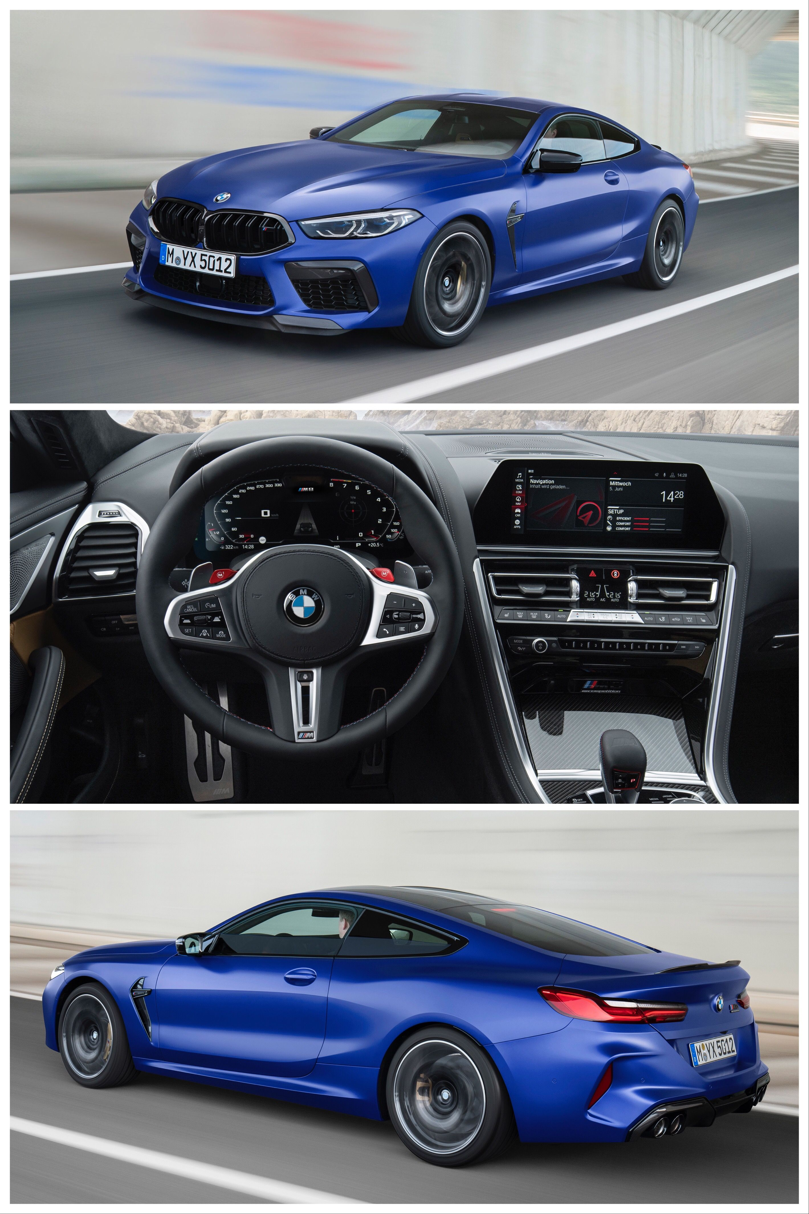Bmw M8 Coupe And Convertible Offer Up To 617 Horsepower Bmw Bmw