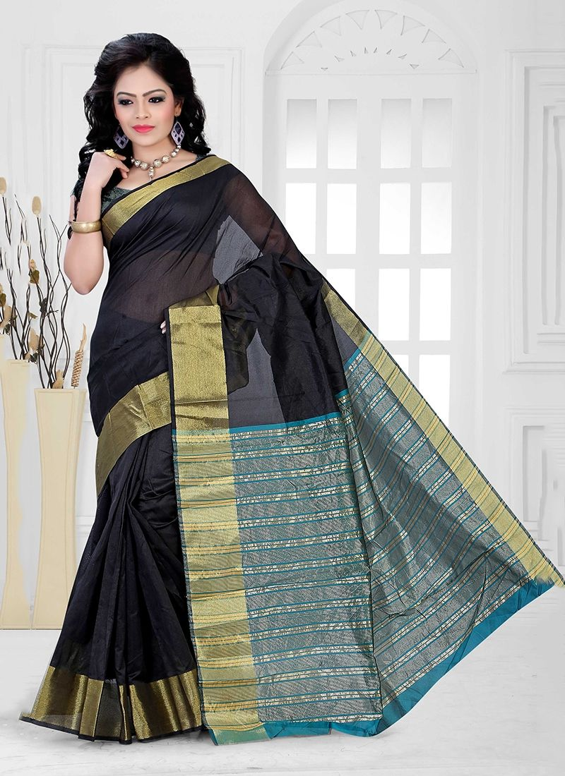 Opulent Casual Saree For Party