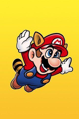 100 Retro Iphone Wallpapers Super Mario Tattoo Raccoon Mario Mario