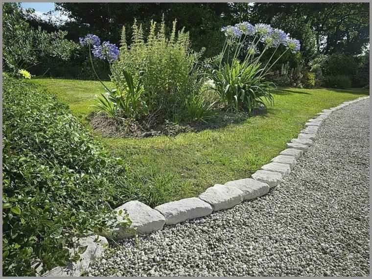 71 Merveilleux Des Modèles Of Bordure De Jardin Ronde Beton
