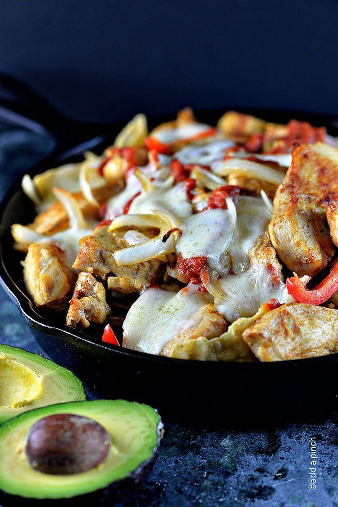 Chicken Fajita Nacho Recipe