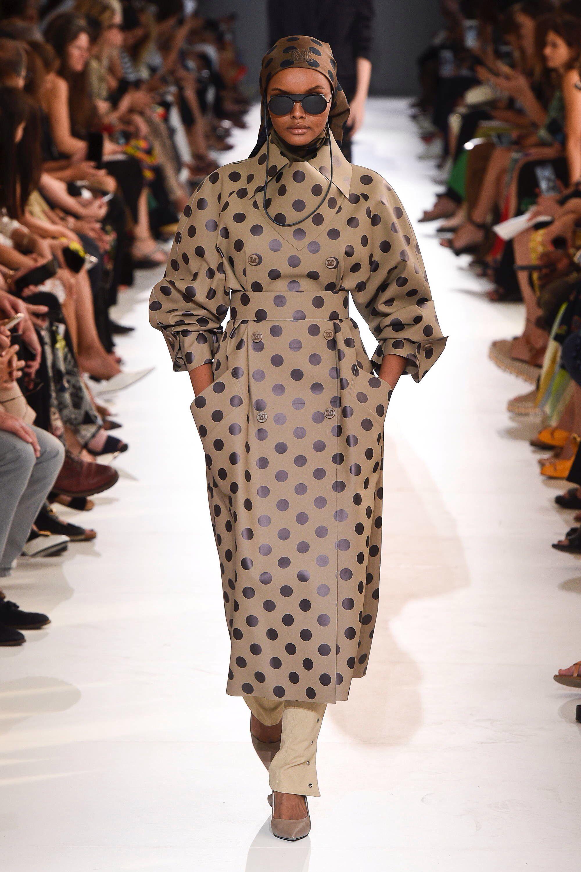 Max Mara Spring 2019 Ready-to-Wear Fashion Show