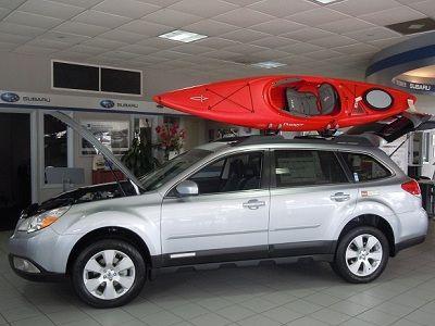 subaru outback kayak rack subaru
