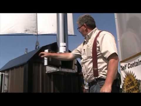 Wood Chip Boiler Portage Main Mpg Youtube With Images Wood Chips Boiler Water Boiler