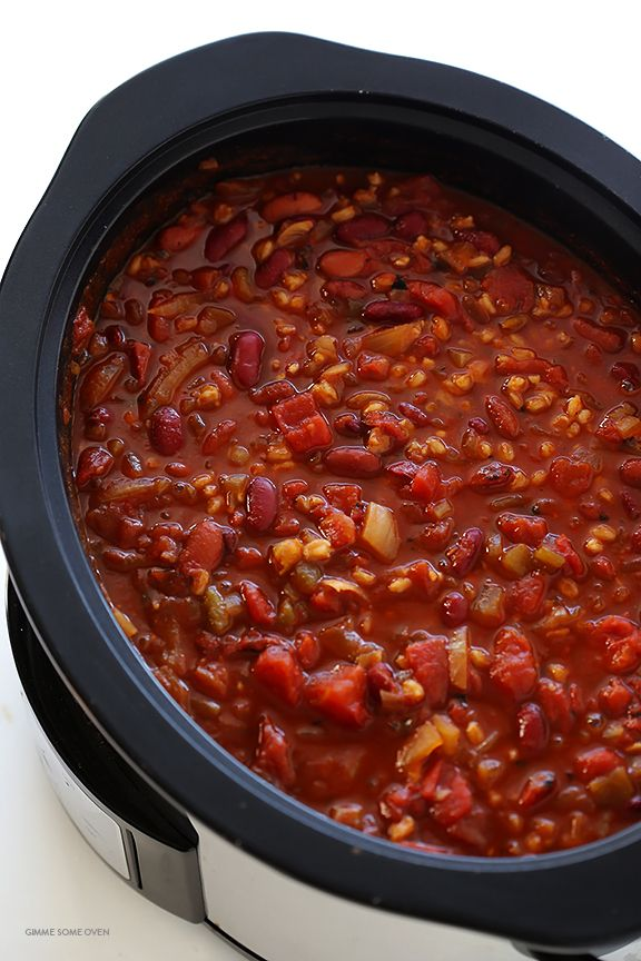 Vegan Crockpot Recipes Healthy