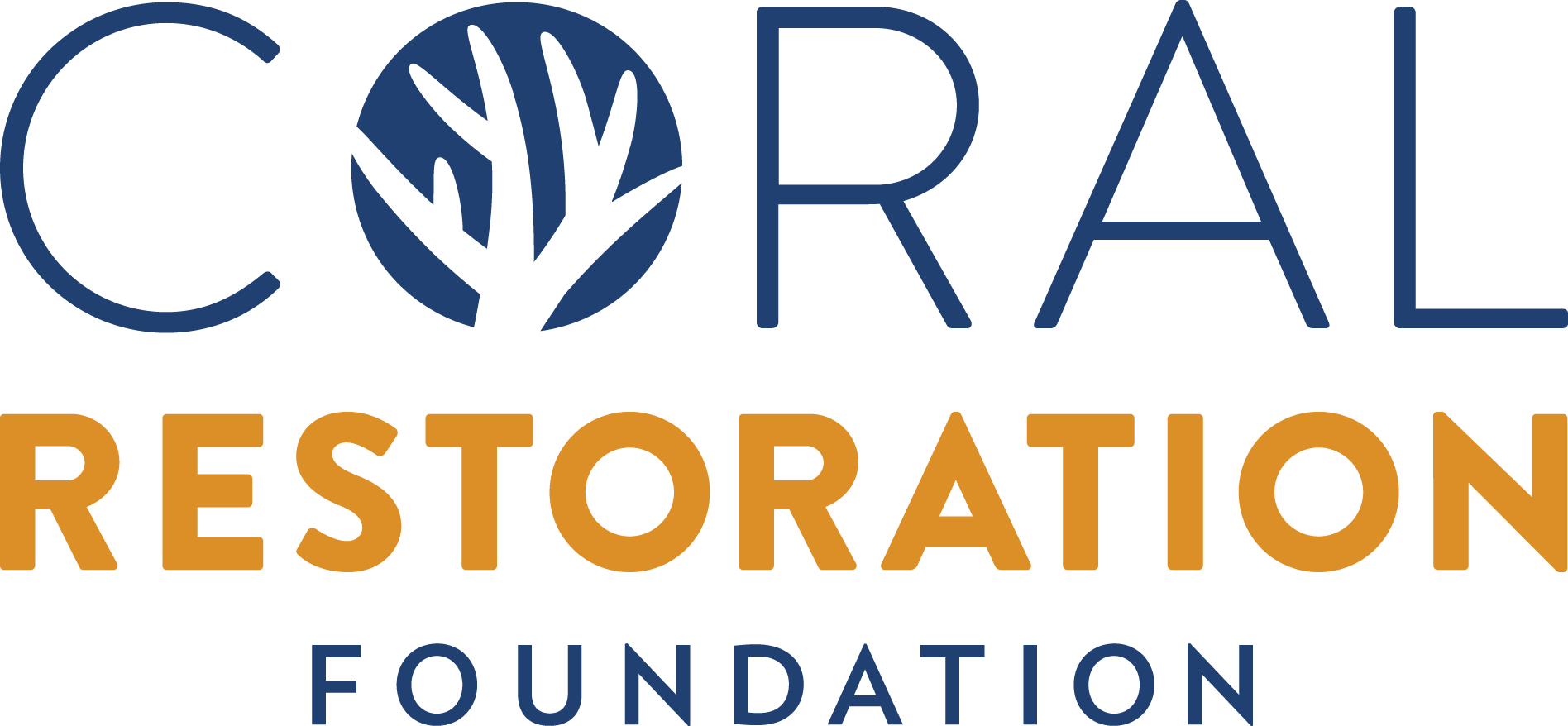 The Coral Restoration Foundation Is A Non Profit Ocean Conservation Organization Working To Restore Reefs Educ Foundation Logo Work Organization Teaching Kids