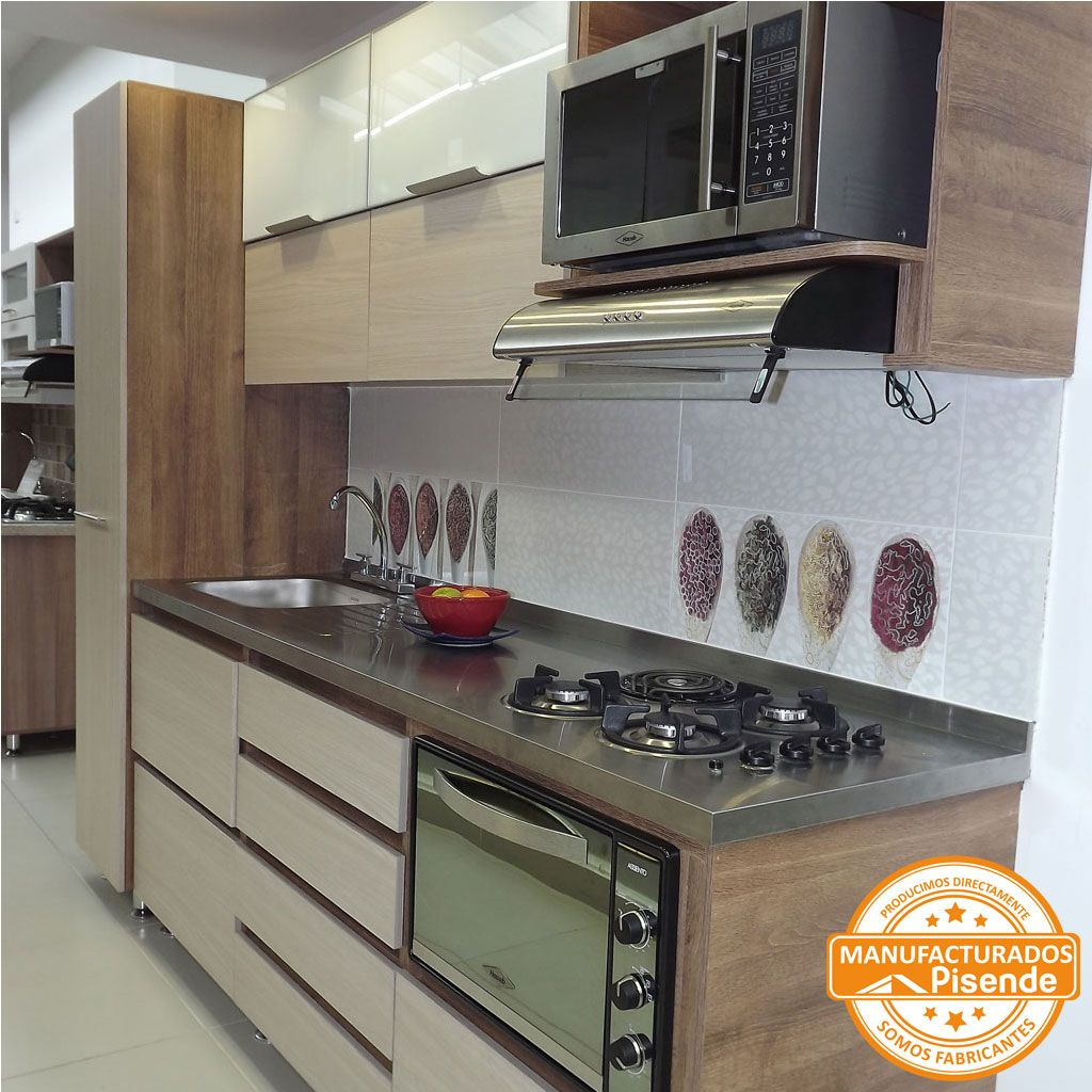 Cocina Amareto -Mueble Superior Estandar Amareto 2.10 -Mueble ...
