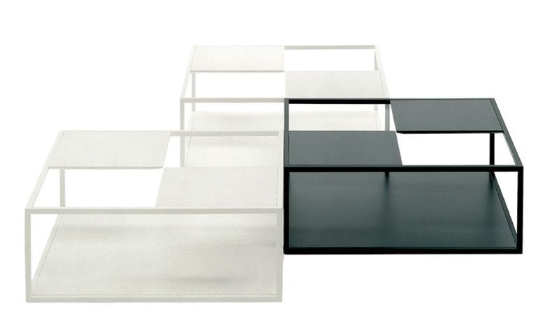 TETRIS TABLE by DE PADOVA available at Haute Living