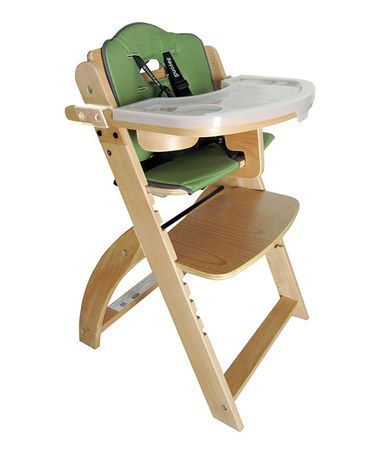 Natural Beyond Junior Y High Chair By Abiie Zulily This