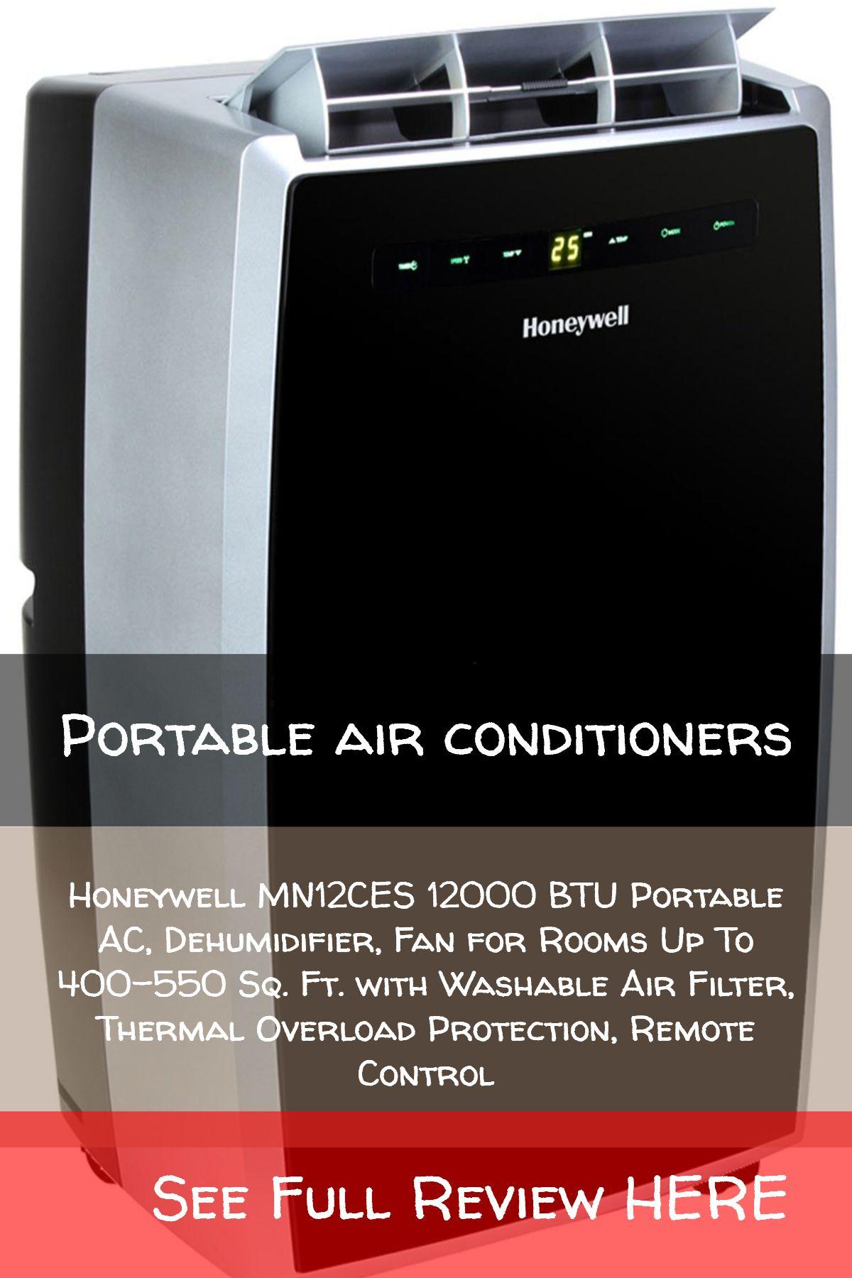 Portable air conditioners / Honeywell MN12CES 12000 BTU