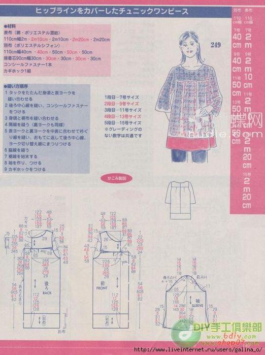 Pin de Virge en especial | Pinterest | Costura, Patrones de costura ...