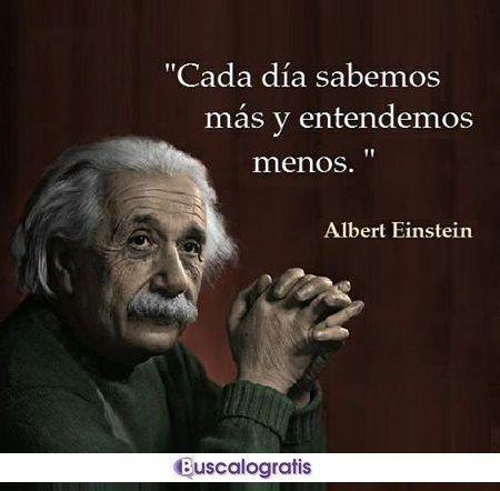 Frases Sabias De Albert Einstein Alberteinstein