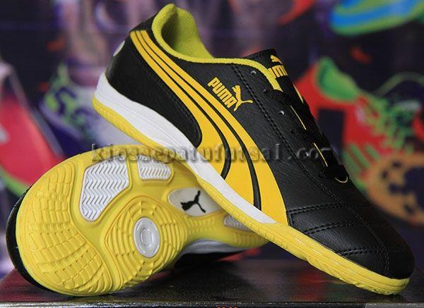 Puma Hitam Kuning Kw Super Harga 180 000 Kode Puma Hitam Kuning